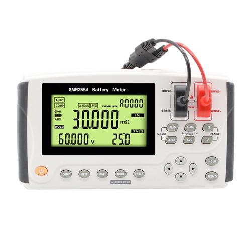 手持式电池内阻测试仪系列