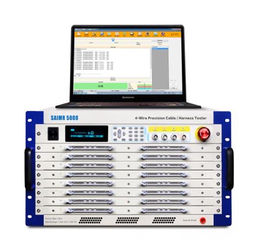 低压线束综合测试系统